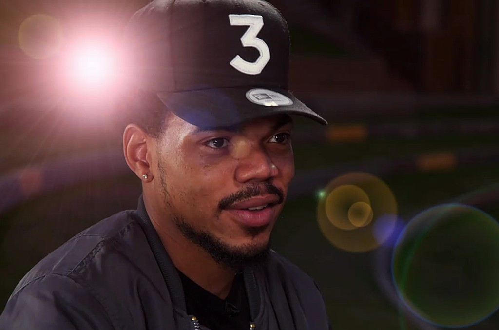 Chance the Rapper on ABC News