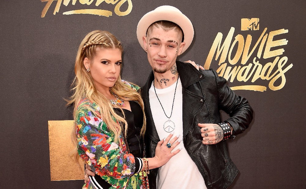 Chanel West Coast and Liam Horne 2016 mtv movie awards