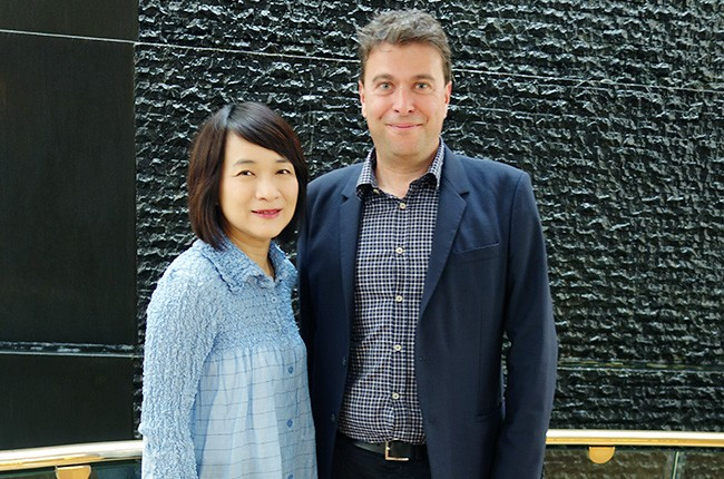 Charles Caldas (CEO, Merlin) & Josephine Cheng (SVP, KKBOX)