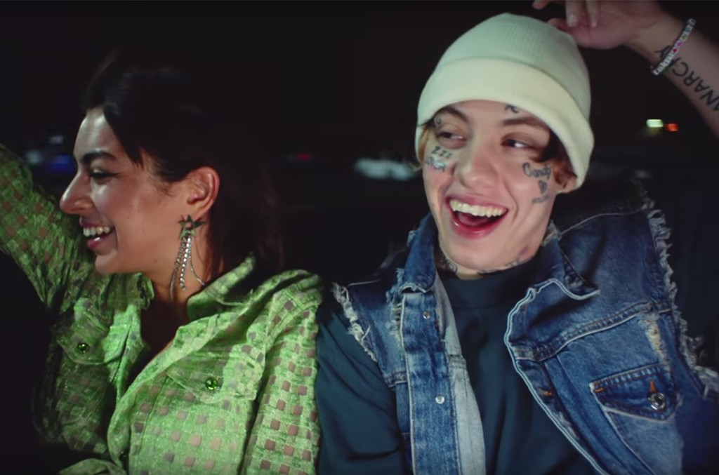 Lil Xan  Charli XCX Moonlight