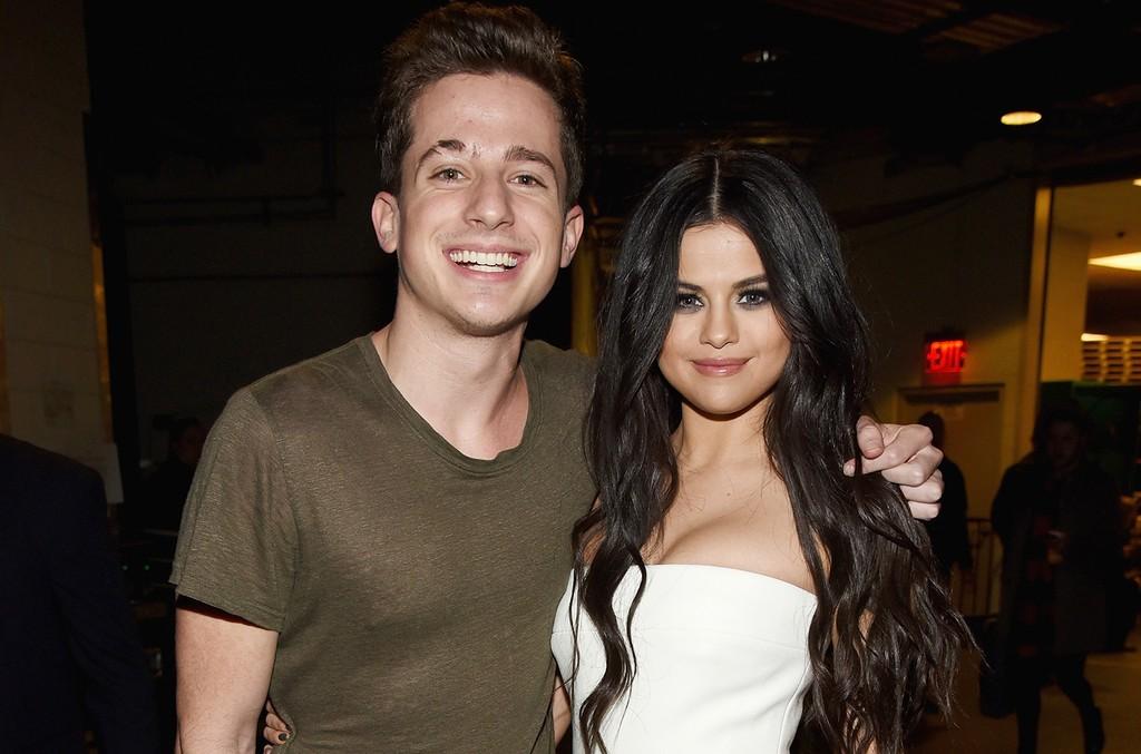 Charlie Puth & Selena Gomez, 2015