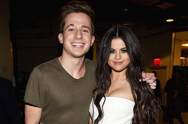 Charlie Puth and Selena Gomez