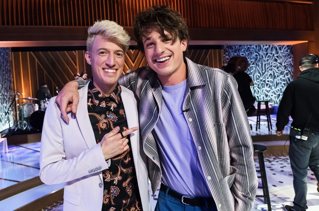 Zach Sorgen and Charlie Puth
