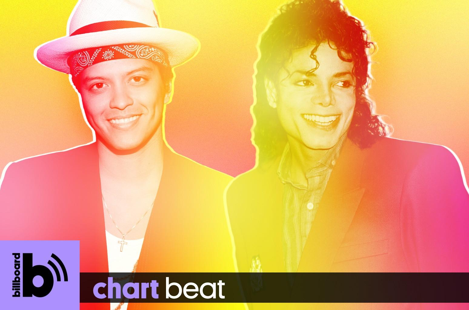 Bruno Mars & Michael Jackson