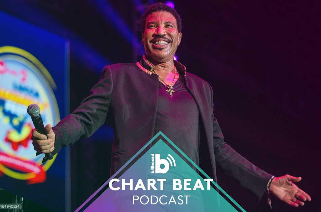 Chart Beat Podcast: Lionel Richie