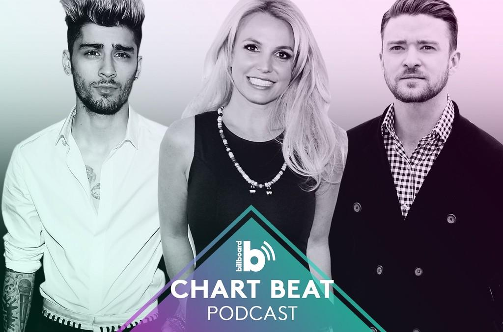 Chart Beat Podcast: Zayn Malik, Britney Spears and Justin Timberlake