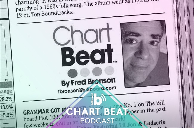 chart beat podcast