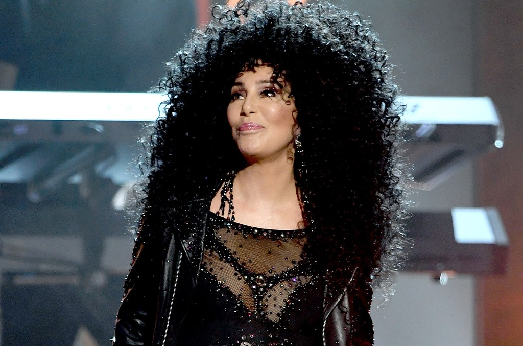 Cher performs onstage during the 2017 Billboard Music Awards at T-Mobile Arena on May 21, 2017 in Las Vegas.
