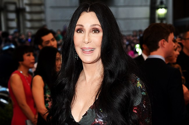 "Cher attends the ""China: Through The Looking Glass"" Costume Institute Benefit Gala at the Metropolitan Museum of Art on May 4, 2015 in New York City."