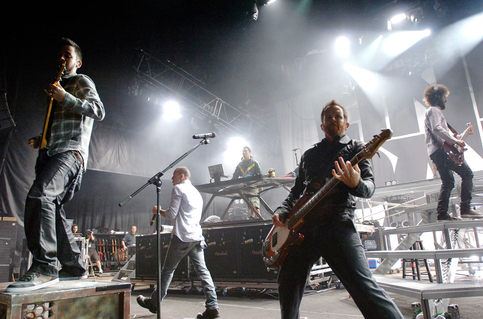 Linkin Park, Projekt Revolution Tour