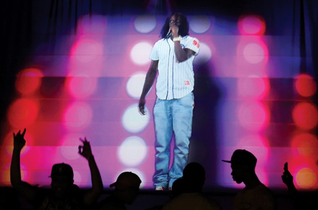 Chief Keef's hologram concert