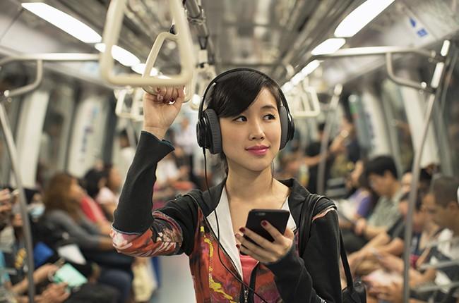 Chinese Smartphone Music Biz