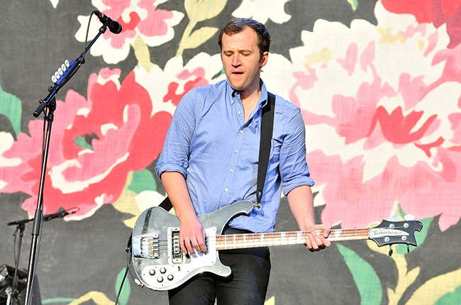 Chris Baio of Vampire Weekend