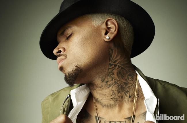 Chris Brown, 2014