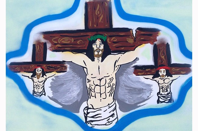 chris-brown-crucified-painting-650-430
