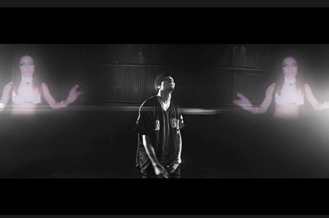 """Aaliyah holograms in Chris Brown's """"Don't Think They Know"""" video"""
