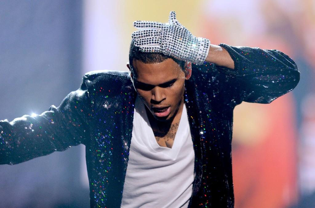 Chris Brown, 2010