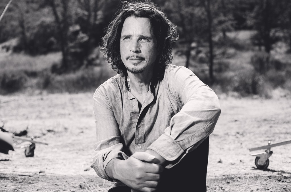 Chris Cornell photographed on July 29, 2015 in Agoura Hills, Calif.