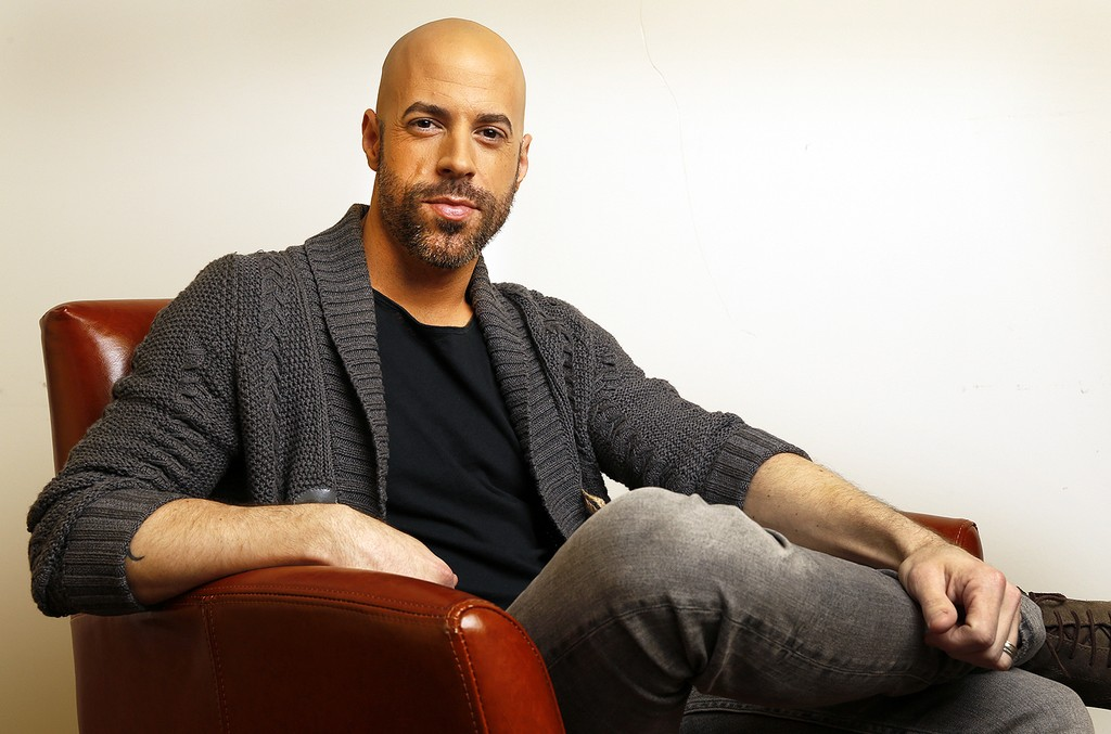 Chris Daughtry photographed in Los Angeles March 11, 2016.