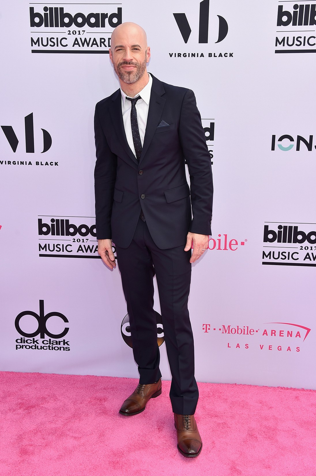 Chris Daughtry attends the 2017 Billboard Music Awards at T-Mobile Arena on May 21, 2017 in Las Vegas.