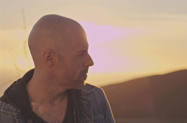 "Chris Daughtry in the ""Torches"" video, released March 2016."