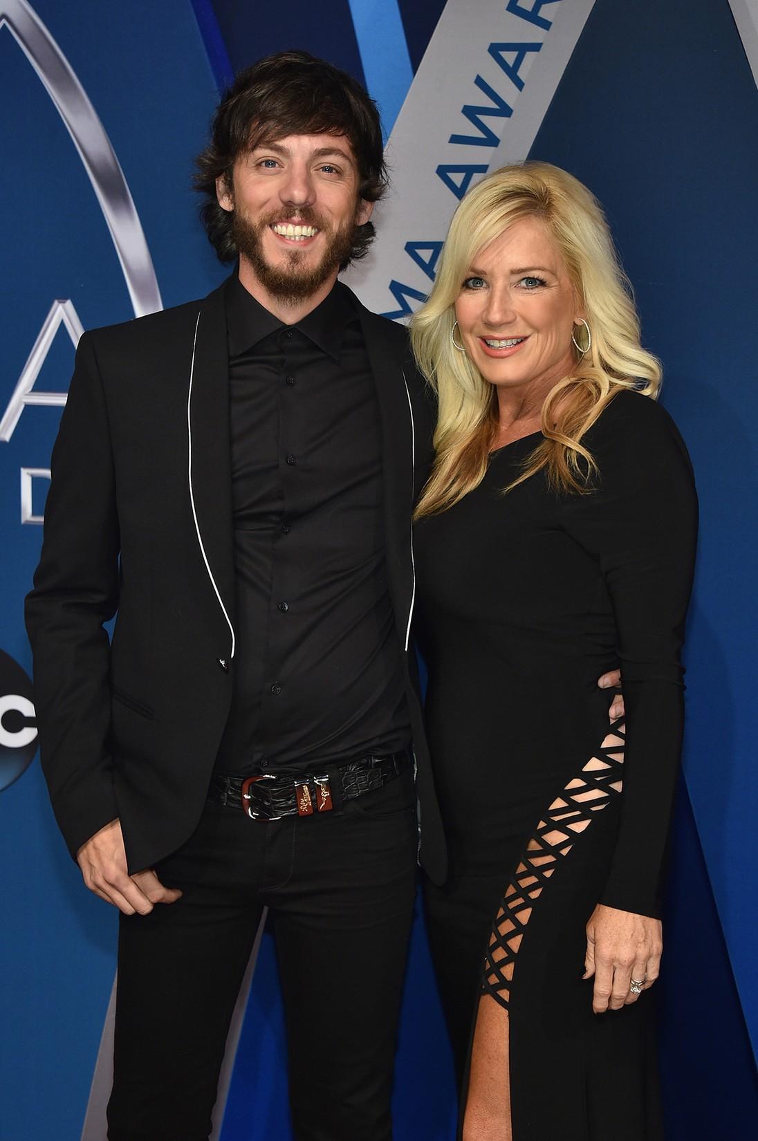 Chris Janson and Kelly Lynn