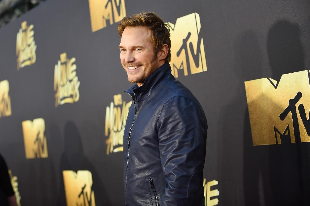 Chris Pratt  2016 mtv movie awards