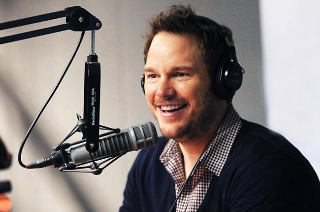 Chris Pratt Radio Interview