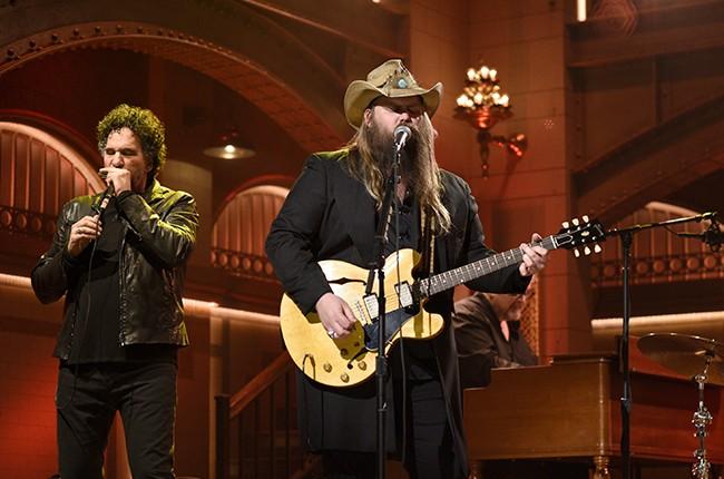 Chris Stapleton Saturday Night Live
