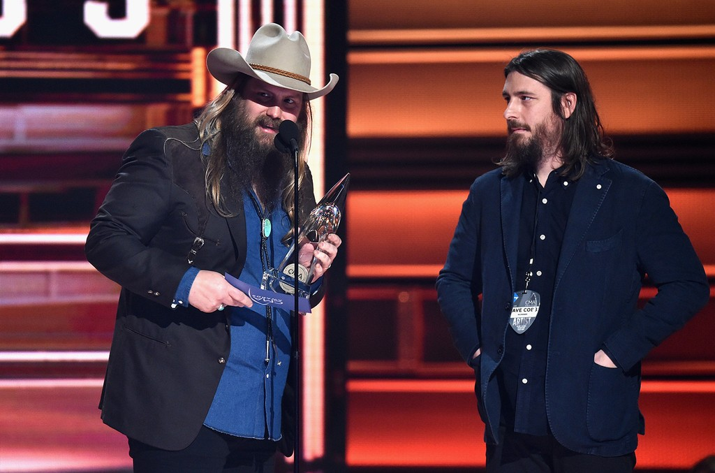 Chris Stapelton and Dave Cobb