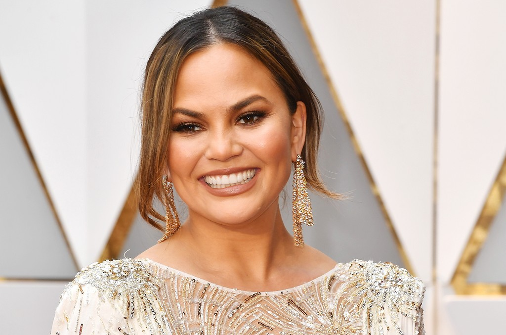 Chrissy Teigen attends the 89th Annual Academy Awards at Hollywood & Highland Center on Feb. 26, 2017 in Hollywood, Calif.