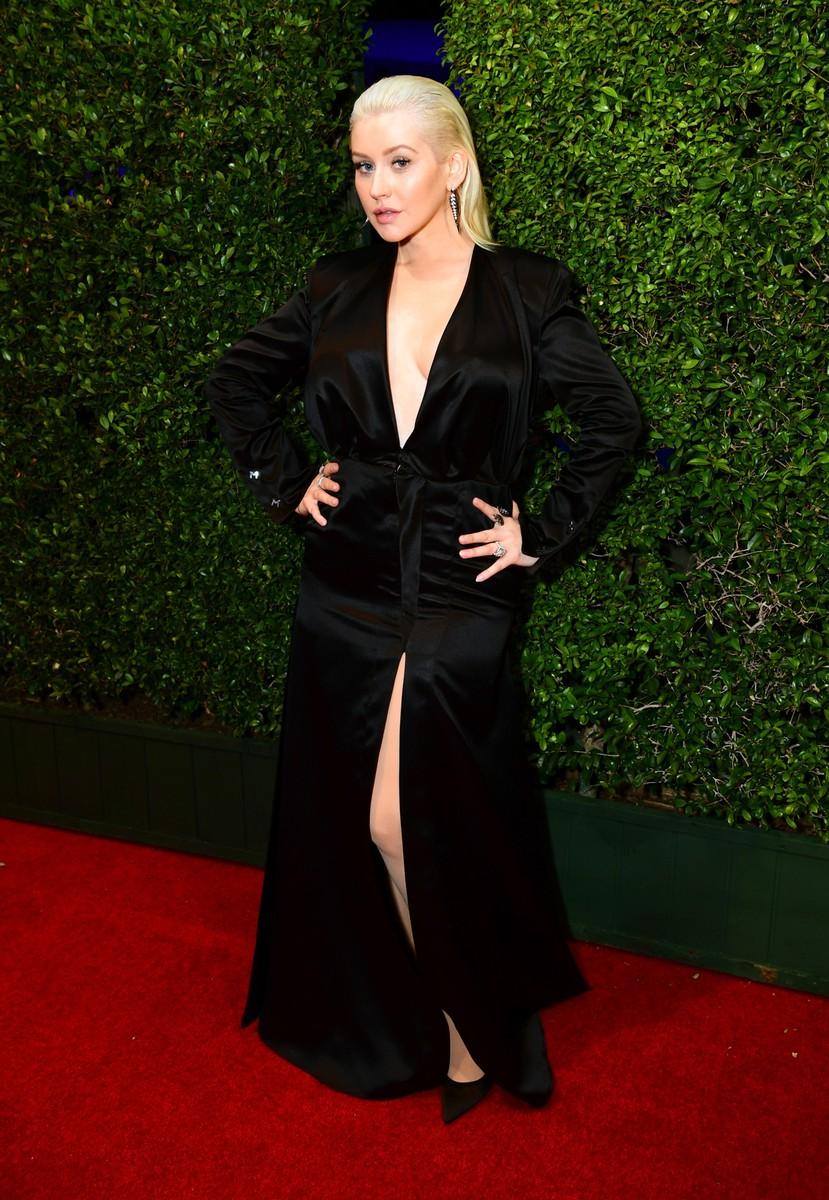 Christina Aguilera, 2017