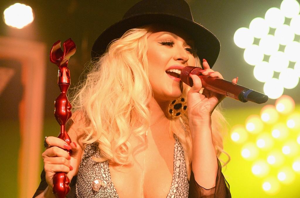 Christina Aguilera 2016
