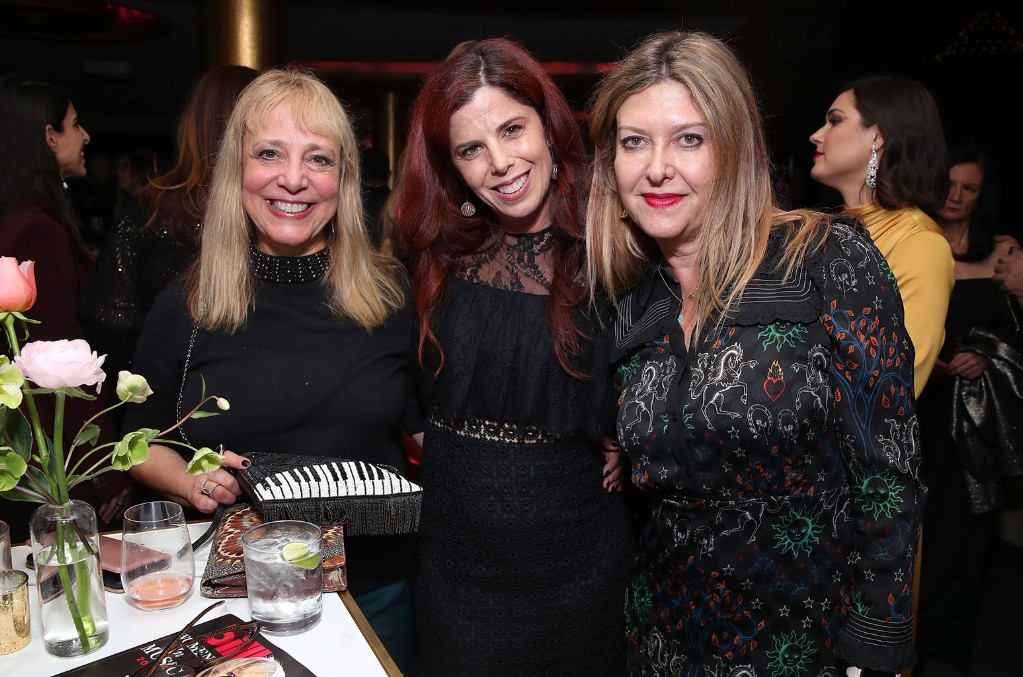 Christine Lepera, Monika Tashman, and Deb Klein