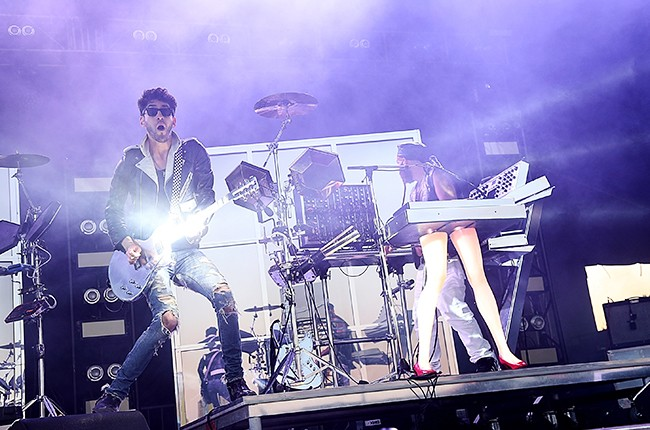 Austin City Limits 2014 -- Chromeo