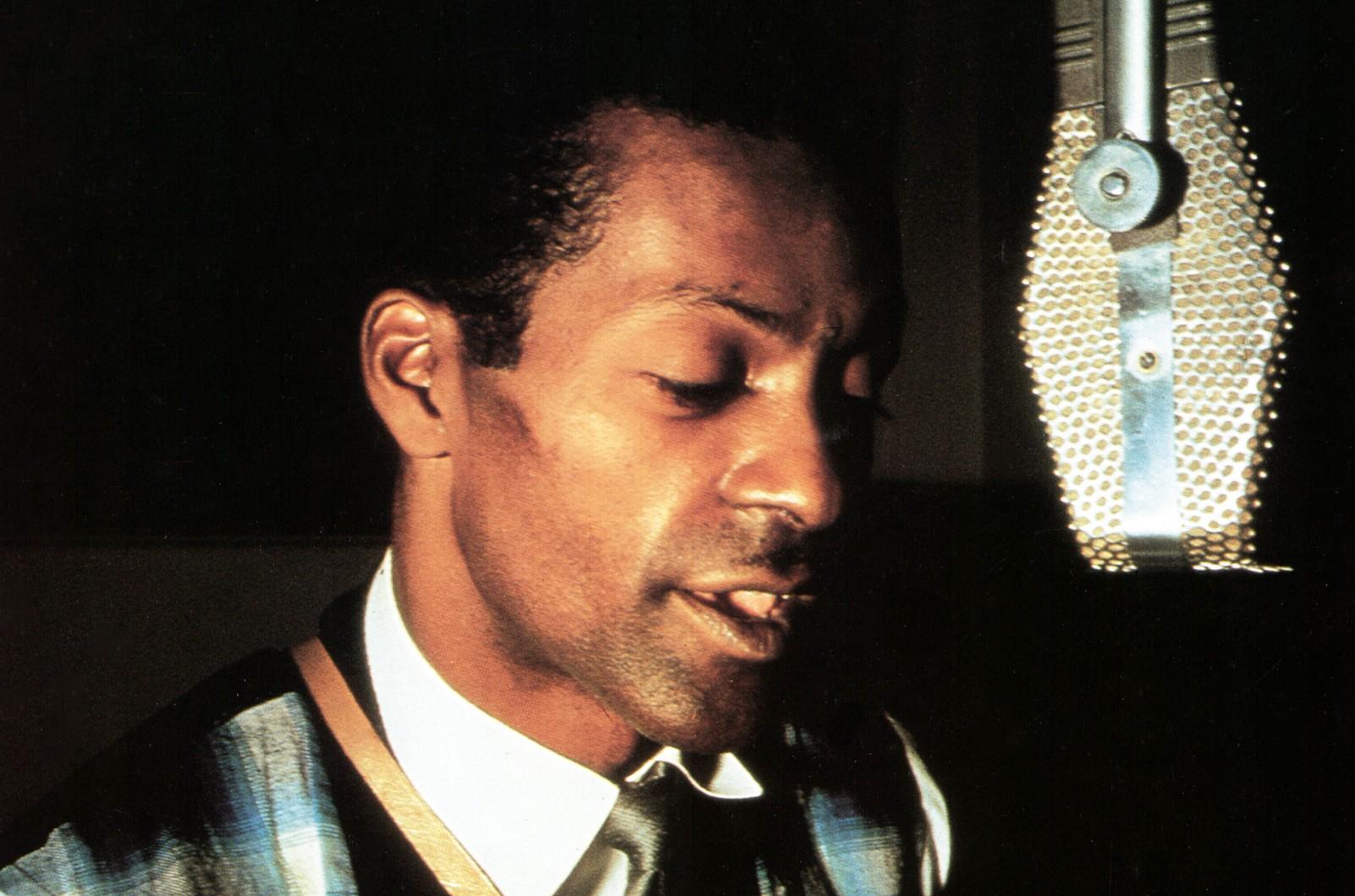 Chuck Berry In recording studio
