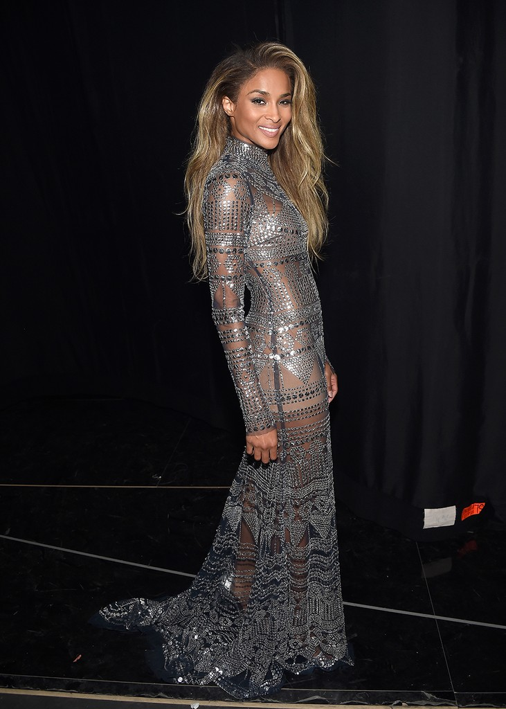 Ciara at the 2016 Billboard Music Awards