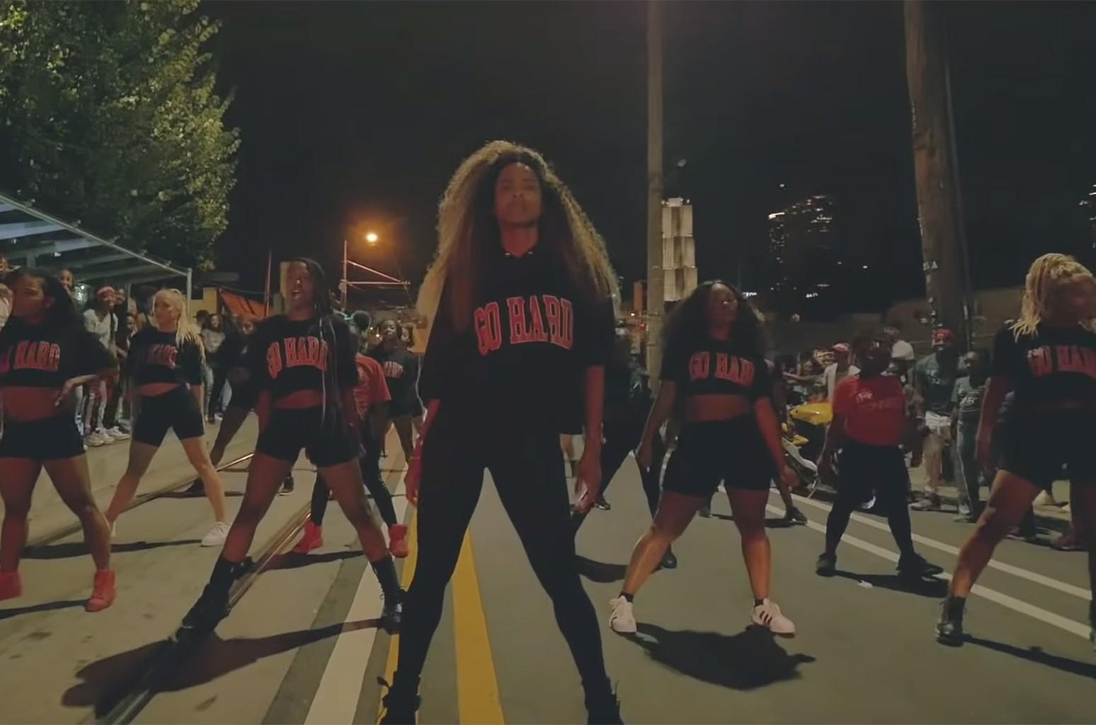 "Ciara  ""Dose"" Pep Rally"