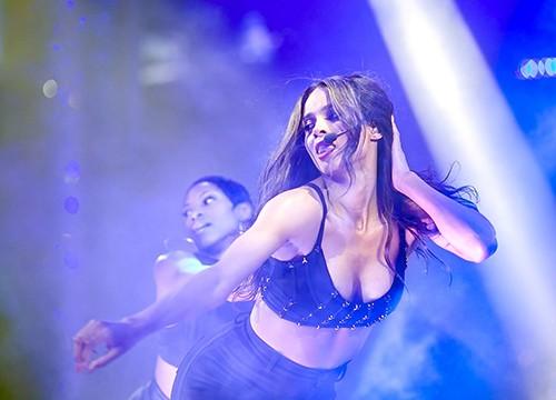 Ciara in concert at Drai's Nightclub