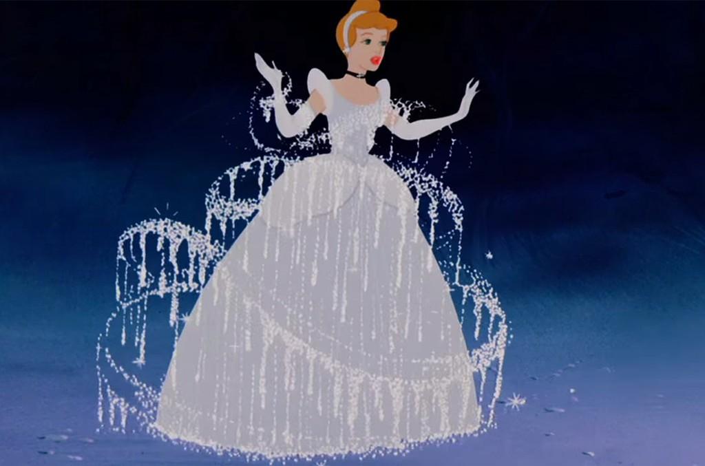 """Cinderella, """"Bibbidi Bobbidi Boo"""""""