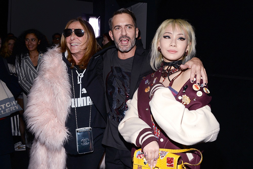 cl, marc jacobs, nyfw