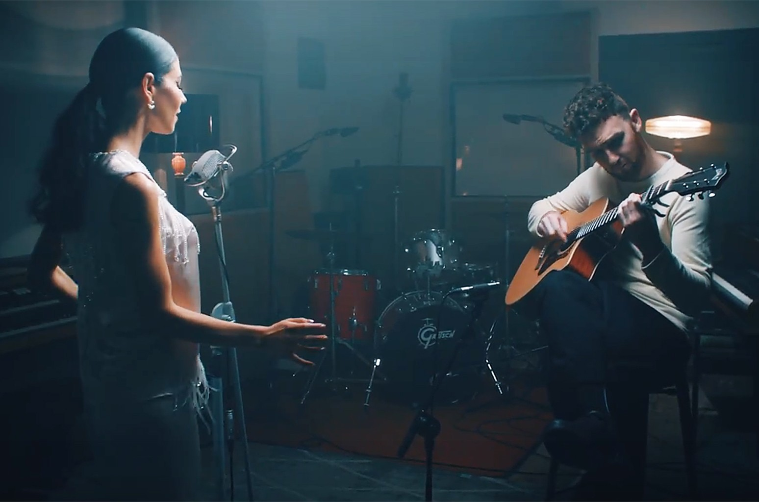 "Clean Bandit ft. Marina, ""Baby"" (Acoustic Version)"