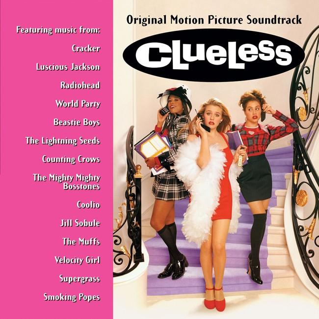 """Clueless"" soundtrack, 1995."