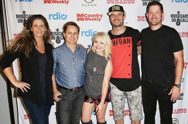 CMA Music Festival kick-off party