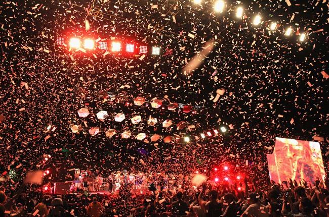 Arcade Fire Closest Out Coachella 2014