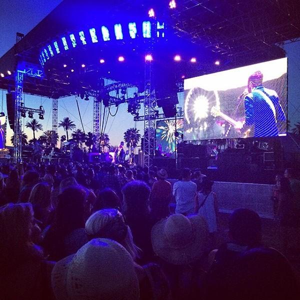 Broken Bells performs at Coachella 2014