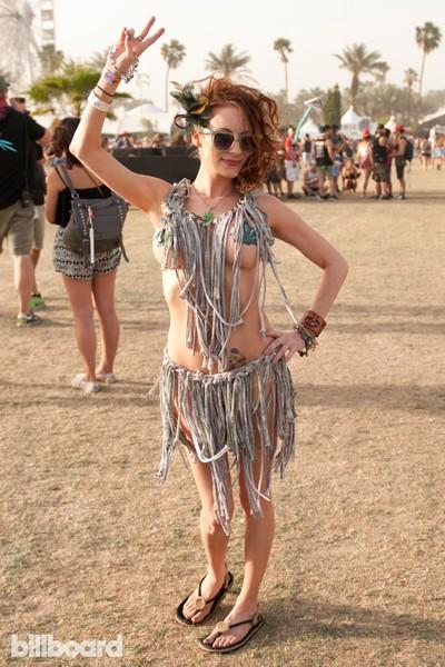 Jules Mayhem at Coachella 2014