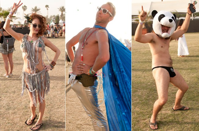 Coachella 2014's Wild Fashion