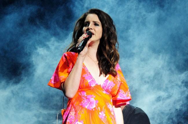 Lana Del Rey at Coachella 2014