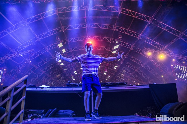 Martin Garrix at Coachella 2014